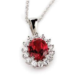 Crimson Scienza® Passion Necklace