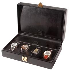 Stauer Luxury Watch Case (for 8 watches)