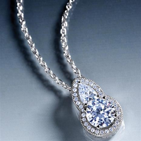 DiamondAura® Sweet Nothing Pendant