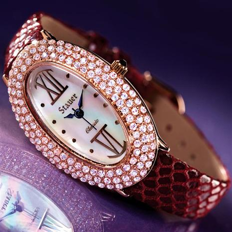 DiamondAura Jardin Ladies Watch