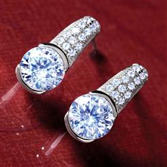 Diamondaura® Dearly Beloved Earrings