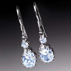 Diamondaura® Rivieré Earrings