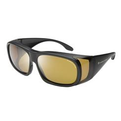 Eagle Eyes Fit-on Sunglasses (Black)