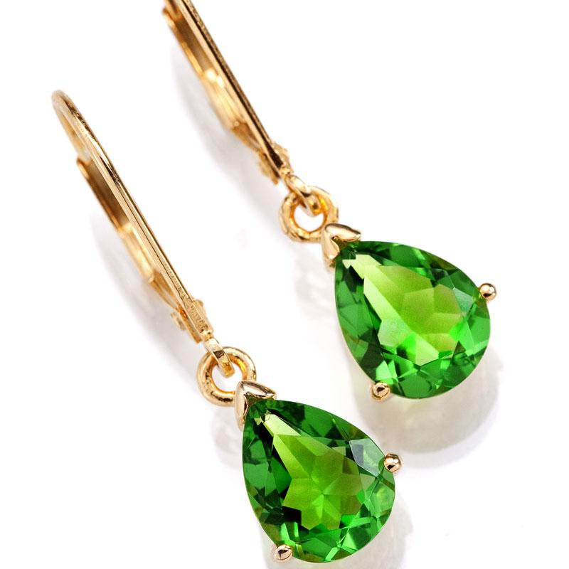 Helenite Earrings