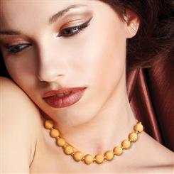 Concetta Bead Necklace