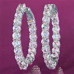 Voltear DiamondAura® Earrings