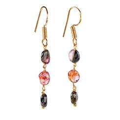 Radia Tourmaline Earrings