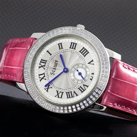 Stauer Chantal Diamond Timepiece