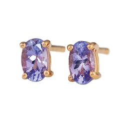 Lovestruck Tanzanite Earrings