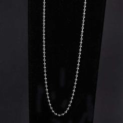 4mm Stainless Steel Ball Chain