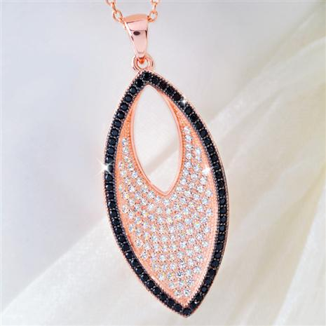 Amandier DiamondAura® Necklace