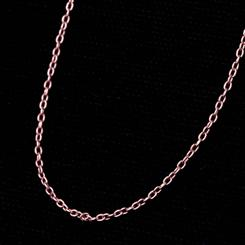 Rose Gold-finished Chain