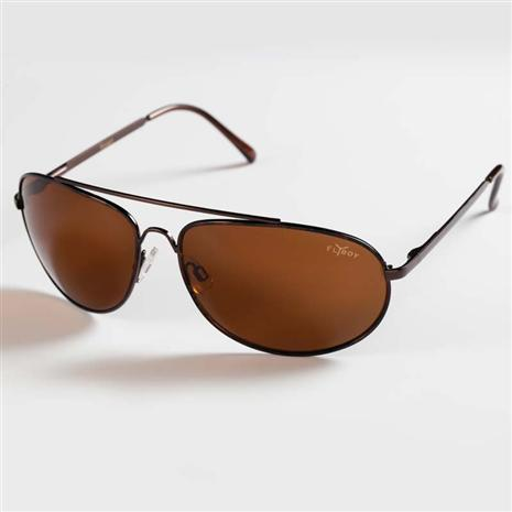 Copper Flyboy Sunglasses w/UV400 Lens