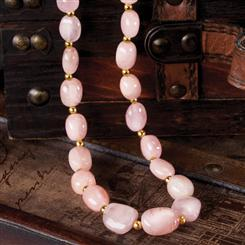 Muse Morganite Necklace