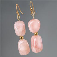 Muse Morganite Earrings