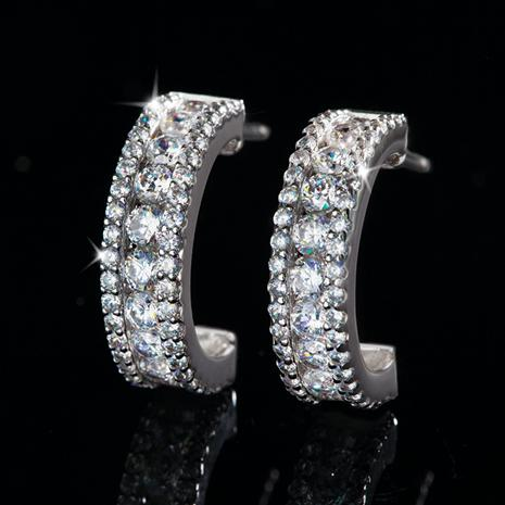 Everlasting Anniversary Earrings
