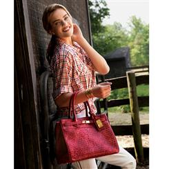Avia Leather Handbag