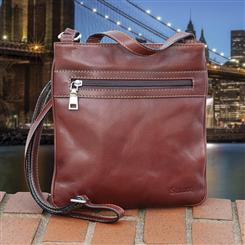 Brooklyn Leather Hip Bag