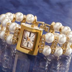 Gold Coast Watch, Ring, Earrings & Necklace Collection