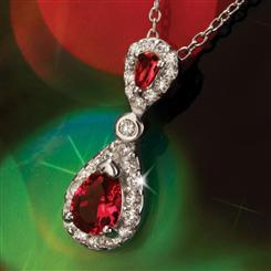 York Diamond<em>Aura</em>&reg; Pendant