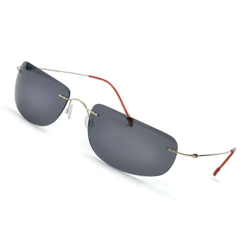 titanium sunglasses 55fc  Stauer Streamlines Titanium Sunglasses Be the first to rate this!
