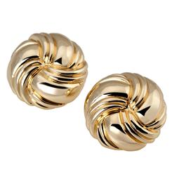 Arezzo Gold-Finished Castel Earrings