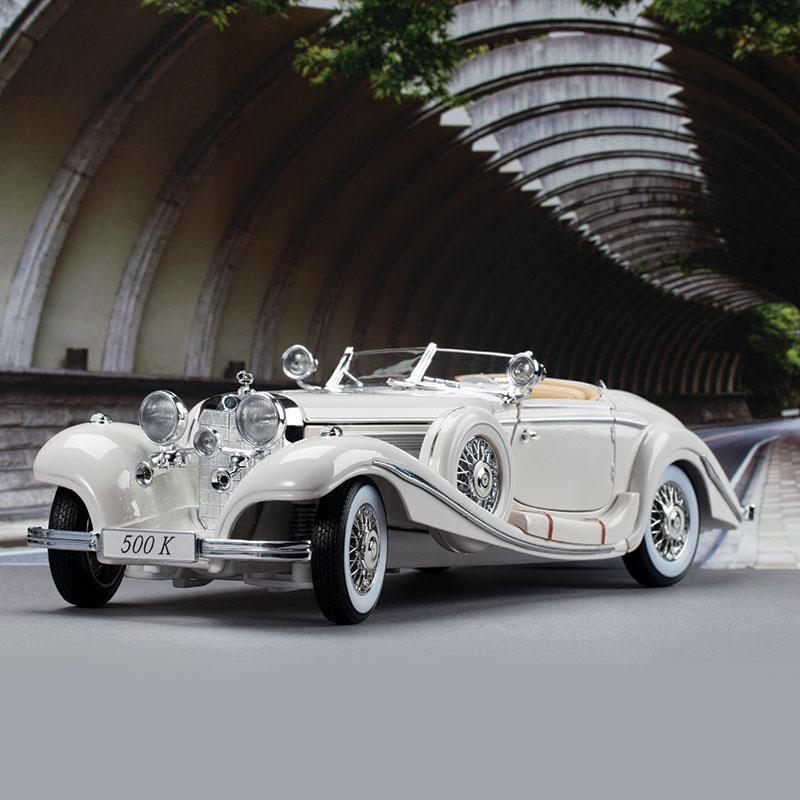 1936 mercedes benz 500k special roadster pearl white for Mercedes benz special deals