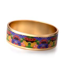Gallery Bangle Needlepoint