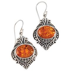 Amber Memories Earrings