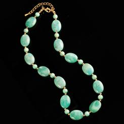 Hippolyta Amazonite Necklace