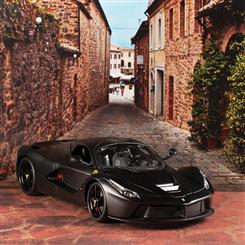 2013-2015 LaFerrari (Matte Black)
