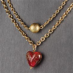 Heart That Waited Necklace