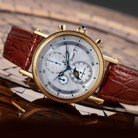 Stauer Watchmaker Automatic Watch