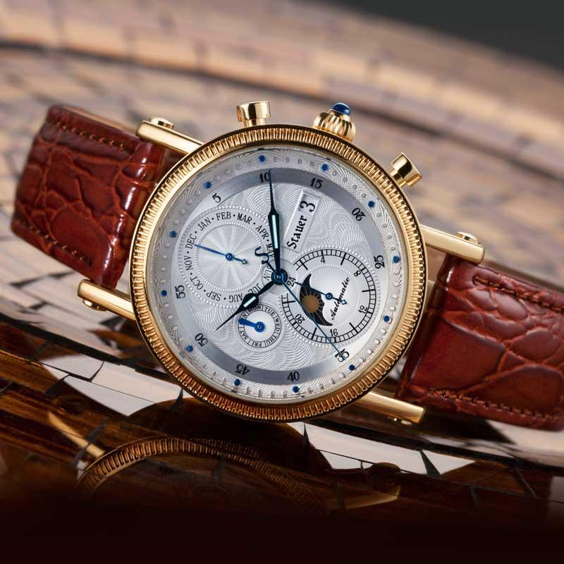 We started Stauer with a lofty ambition - to tell the stories of the world's most precious stones, vintage-inspired watches and other unique collectibles and offer them at revolutionary prices.