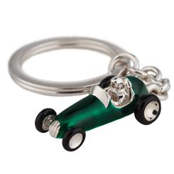 Deakin & Francis® Green Racing Car Key Ring