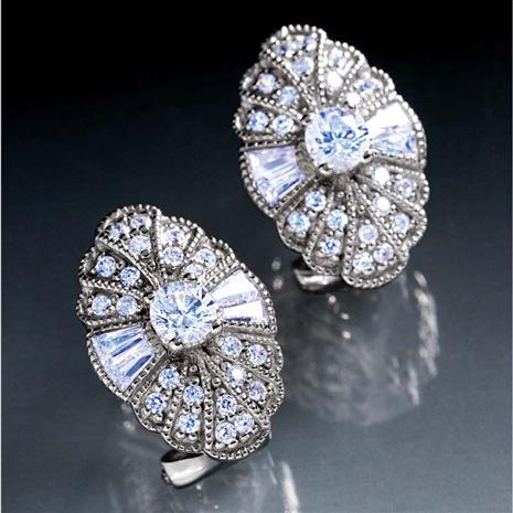 Ingrid Bergman&#8482; Stockholm Diamond<em>Aura</em>&reg; Earrings