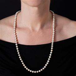 FREE Mitsuko® Cultured Pearl Necklace & $25 Discount Certificate
