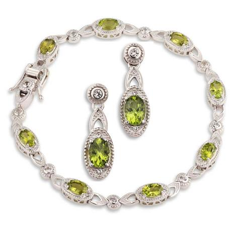 Peridot Gallery Collection