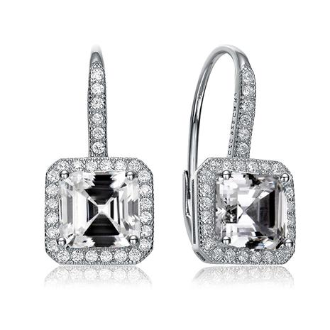 Sparkle Squared Earrings