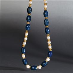 Blue Magic Necklace