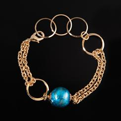 Bella Vita Murano Glass Collection Bracelet