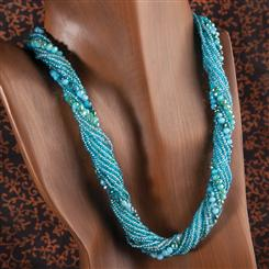 Azzurro Toursade Necklace