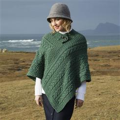 Poncho Sweater One size fits most.