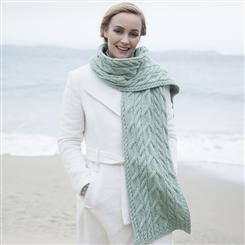 """Multi-cable Scarf  (75"""" x 12"""")"""
