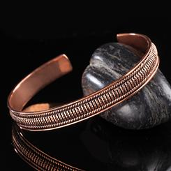 Mineral Marvel Copper Bracelet
