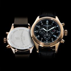 Swiss-Made Jaques du Manor Chronograph