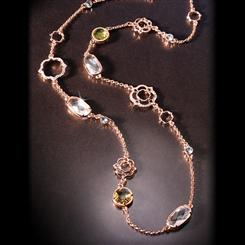 Charleston Crystal Necklace