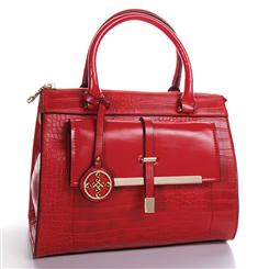 Maxwell Bag (Red)