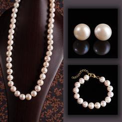Jacqueline Cultured Pearl Collection