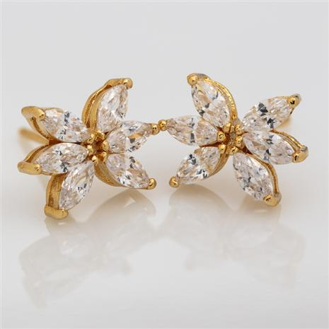 Marquise DiamondAura Earrings
